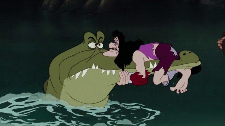 Peter Pan (1953 film) movie scenes