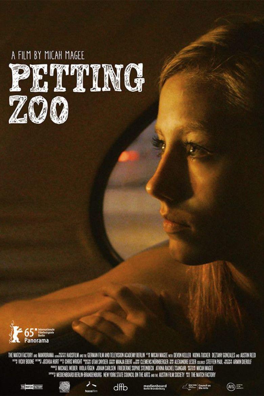 Petting Zoo (film) movie poster