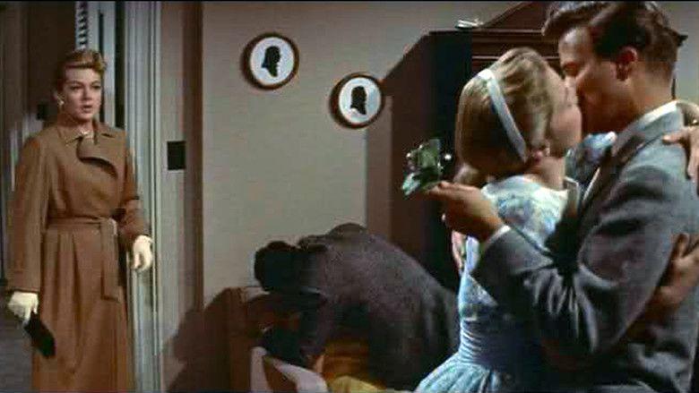 Peyton Place (film) movie scenes