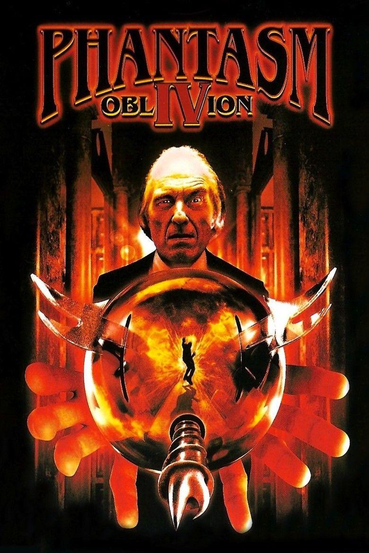 Phantasm IV: Oblivion movie poster