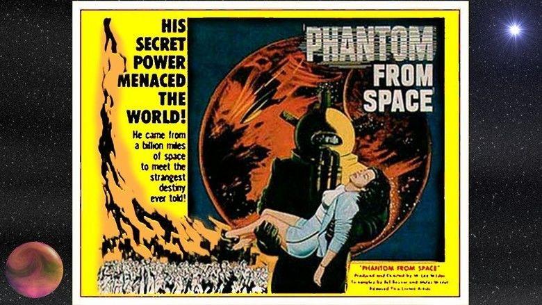 Phantom from Space movie scenes