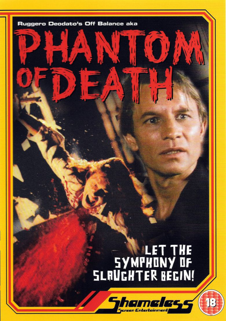 Phantom of Death movie poster