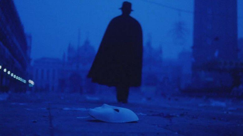 Phantom of Death movie scenes