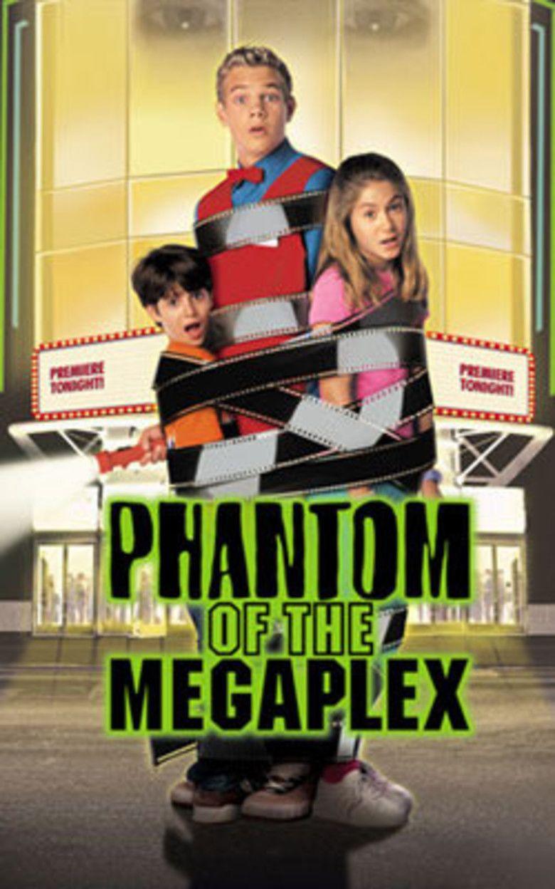 Phantom of the Megaplex movie poster
