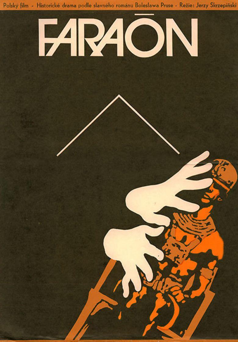 Pharaoh (film) movie poster