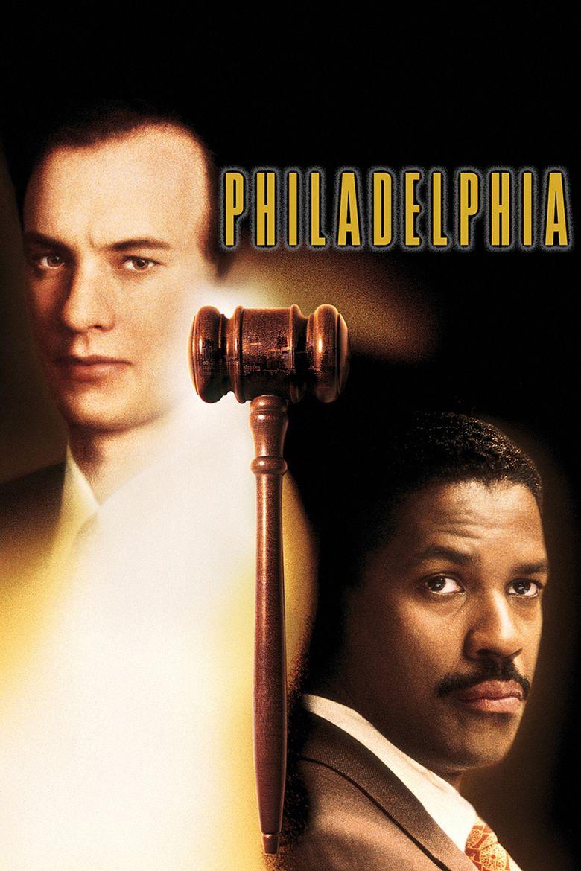 Philadelphia (film) movie poster
