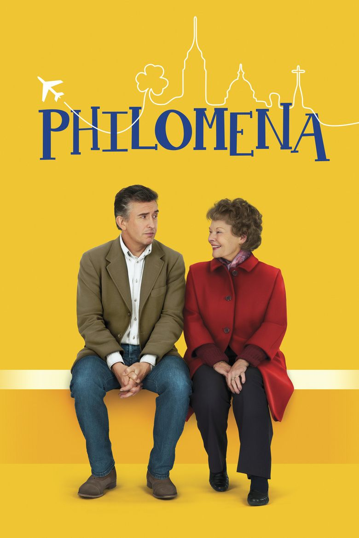 Philomena (film) movie poster