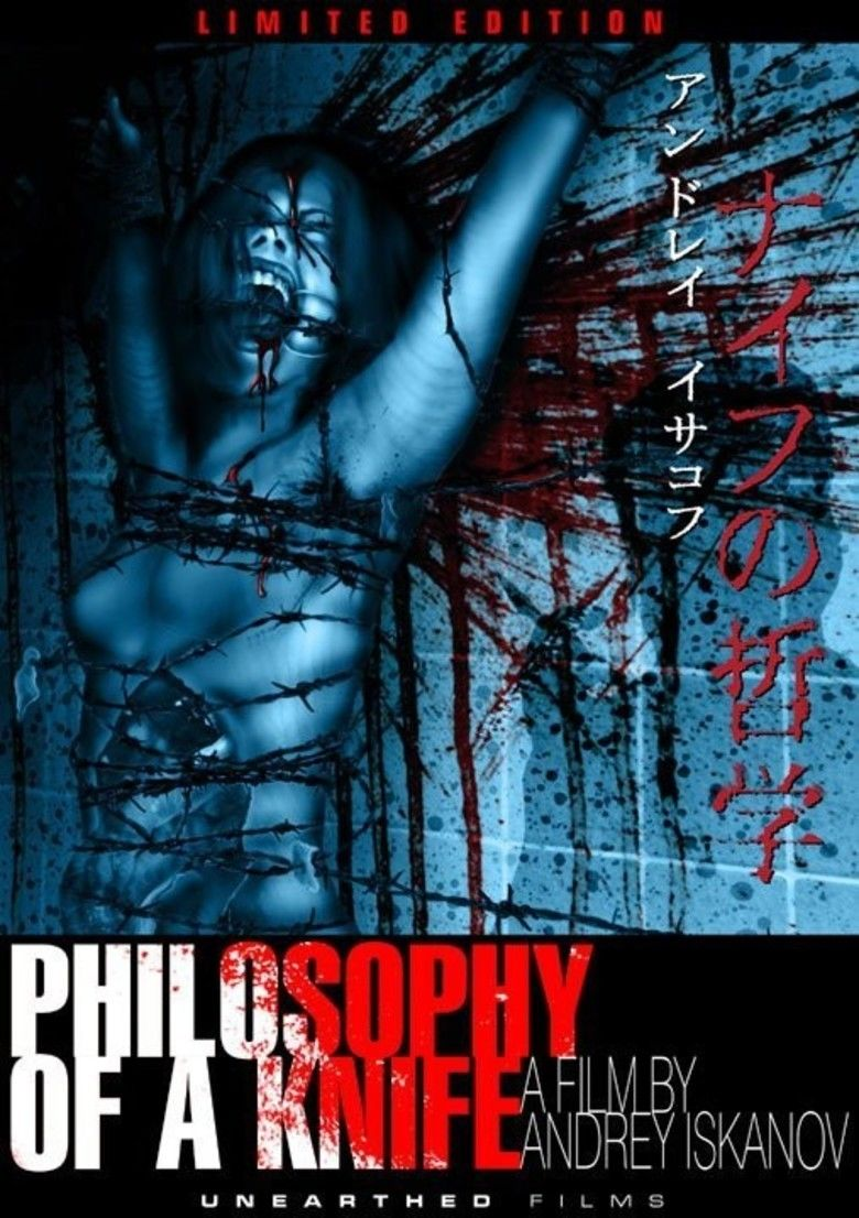 Philosophy of a Knife movie poster