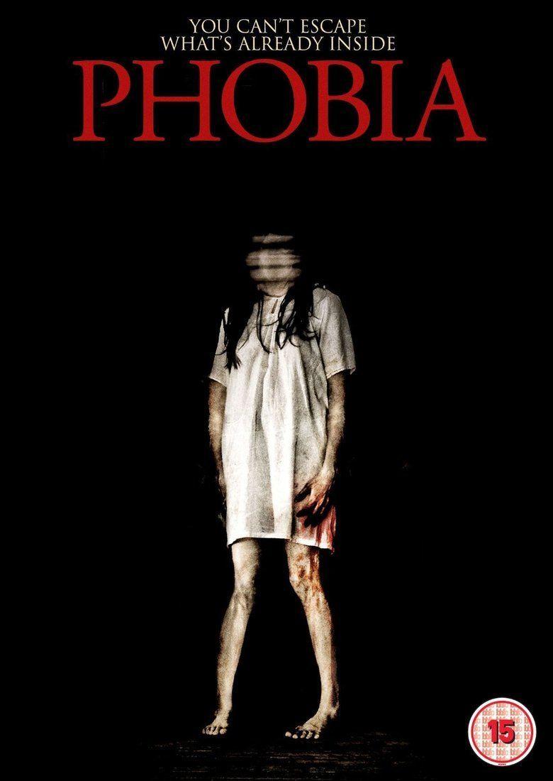 Phobia (2013 film) movie poster