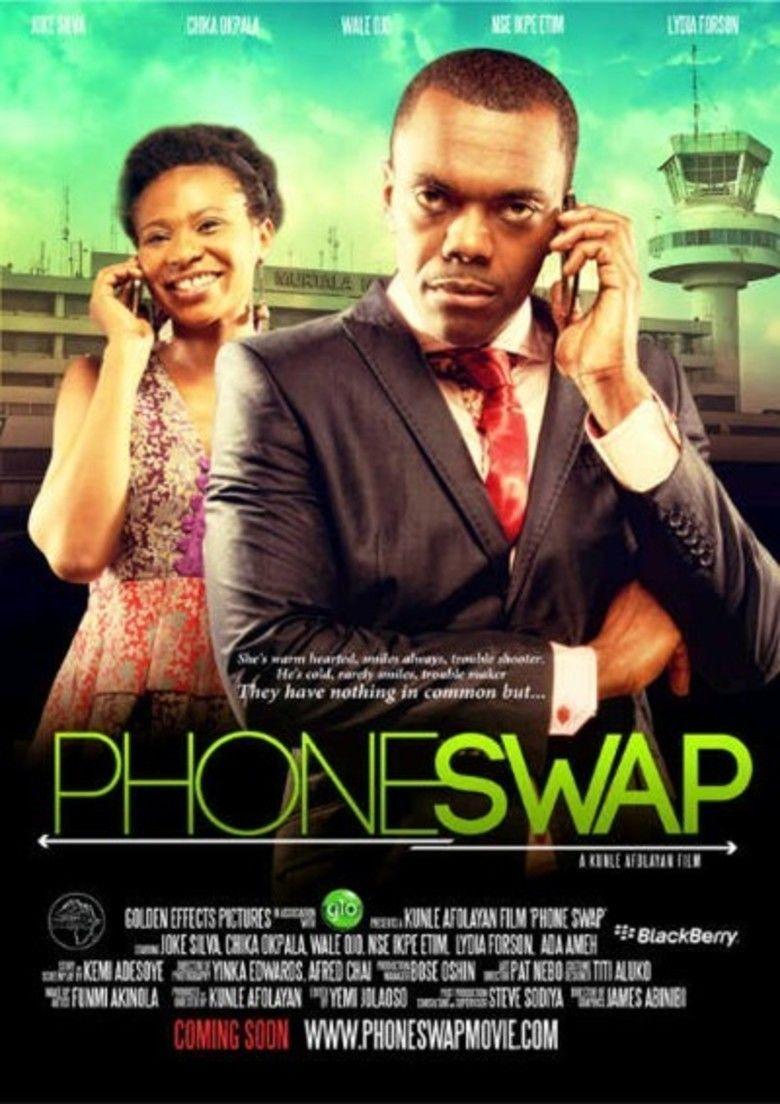 Phone Swap movie poster