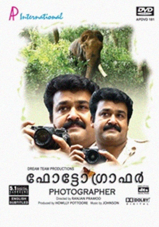 Photographer (film) movie poster