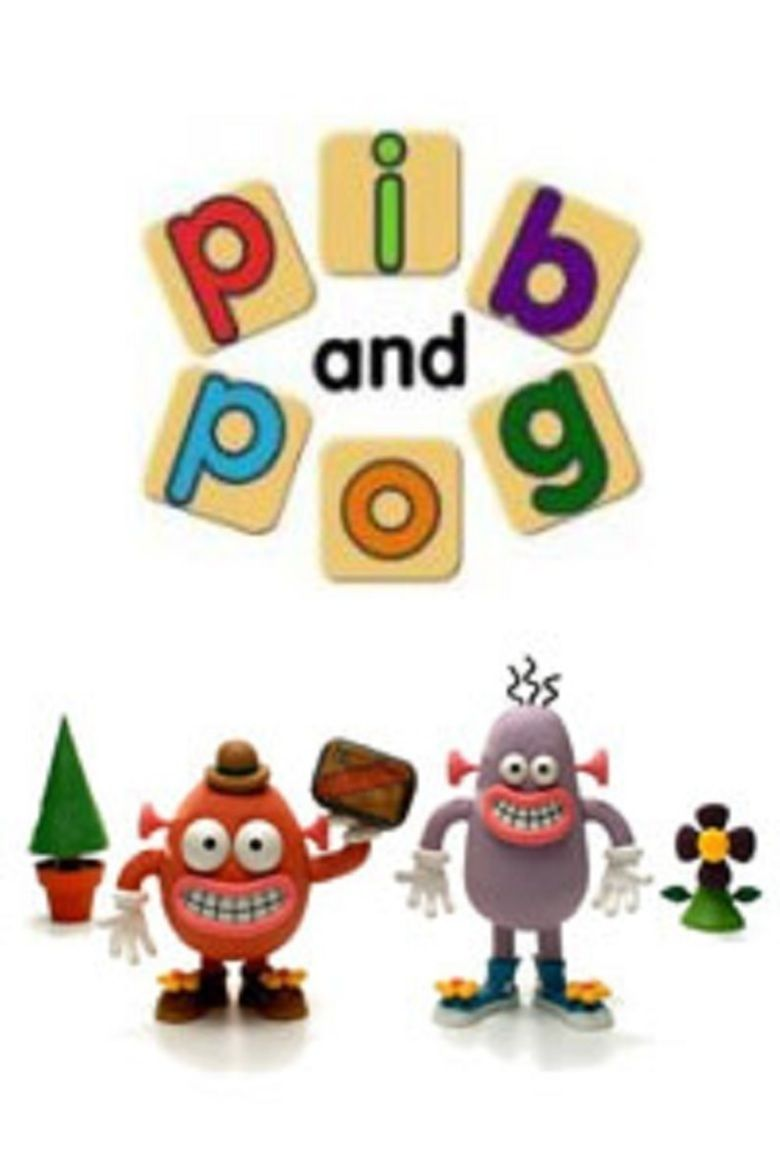 Pib and Pog movie poster