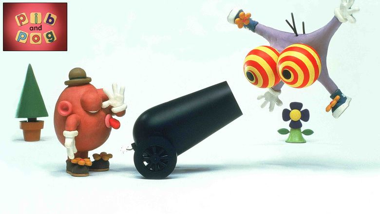 Pib and Pog movie scenes