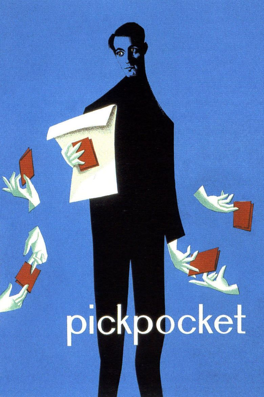 Pickpocket (film) movie poster