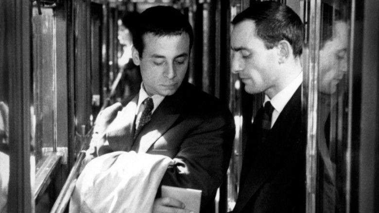 Pickpocket (film) movie scenes