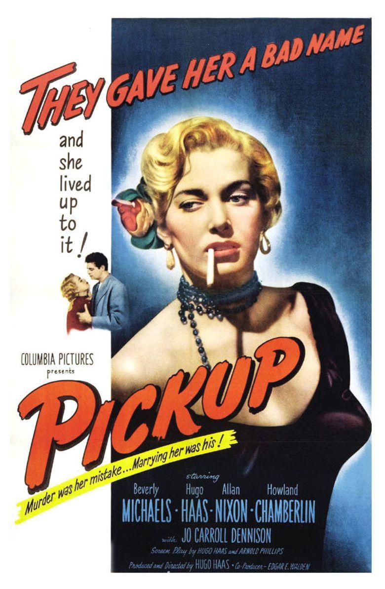 Pickup (film) movie poster