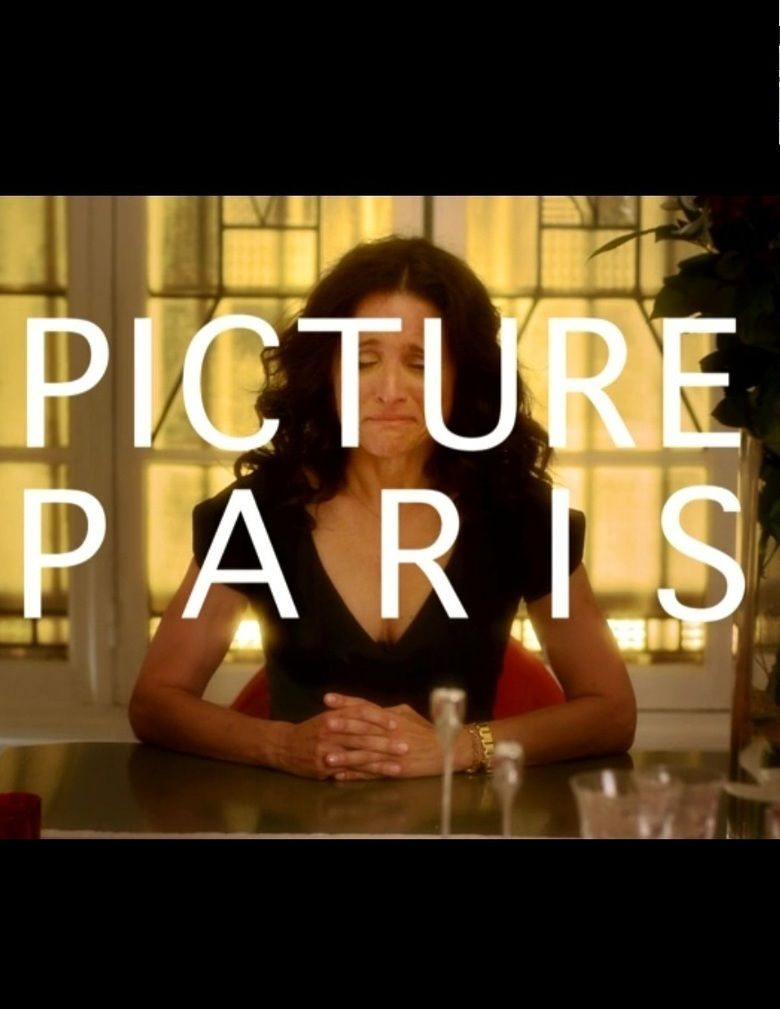 Picture Paris movie poster