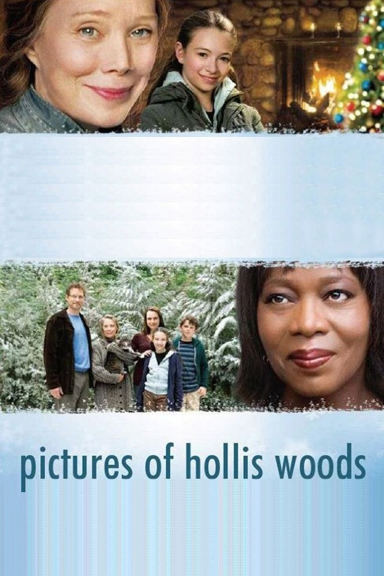 Pictures of Hollis Woods (film) movie poster