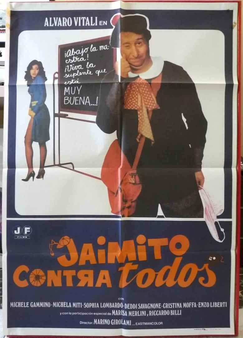 Pierino contro tutti movie poster