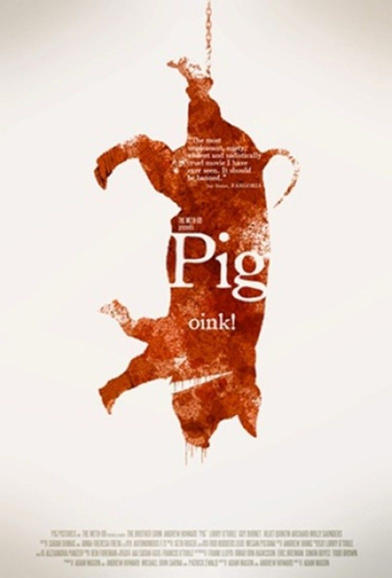 Pig (2010 film) movie poster