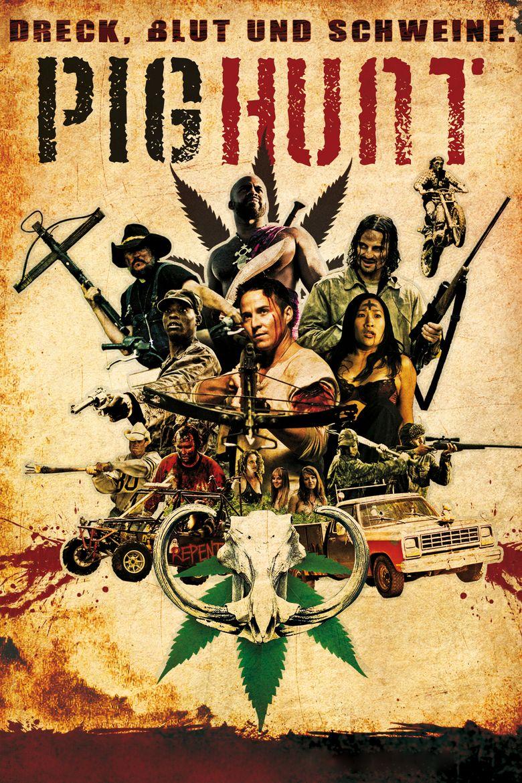 Pig Hunt movie poster