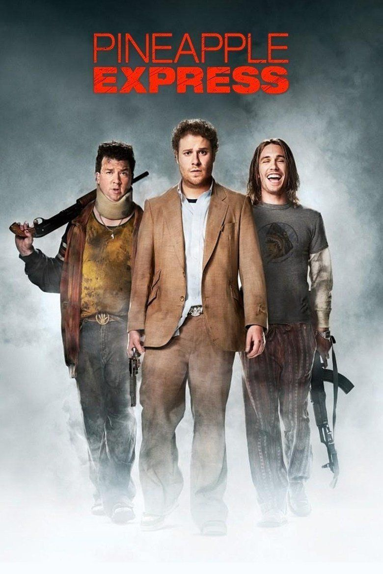 Pineapple Express (film) movie poster