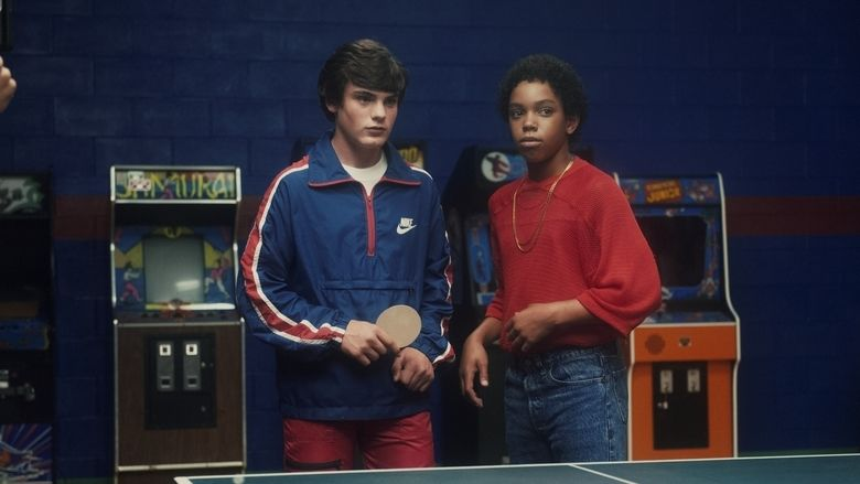 Ping Pong Summer movie scenes