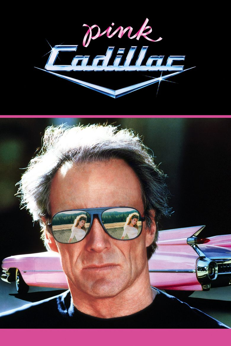 Pink Cadillac (film) movie poster