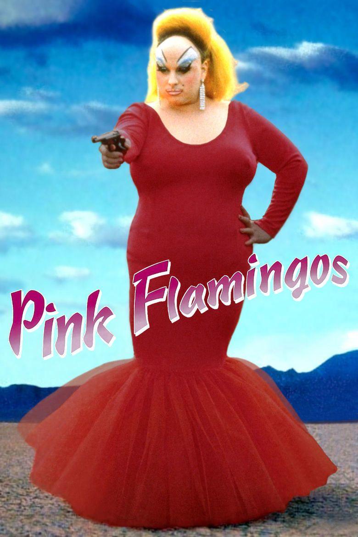 Pink Flamingos movie poster
