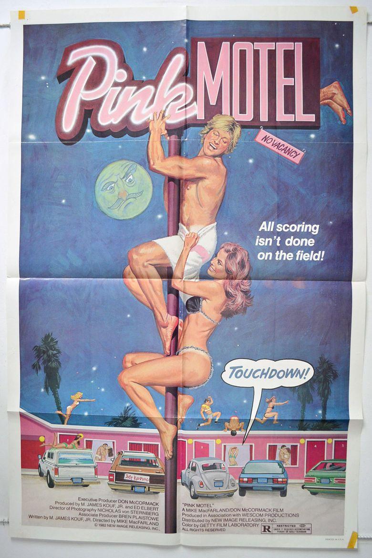 Pink Motel movie poster