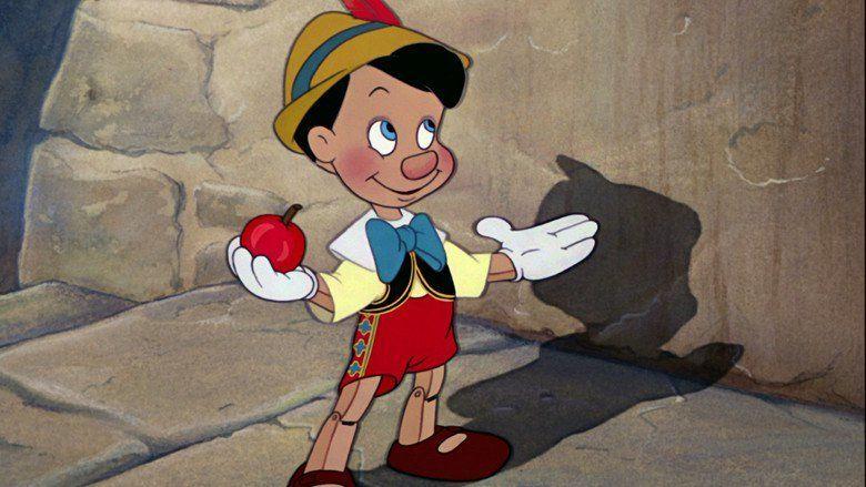 Pinocchio (1940 film) movie scenes