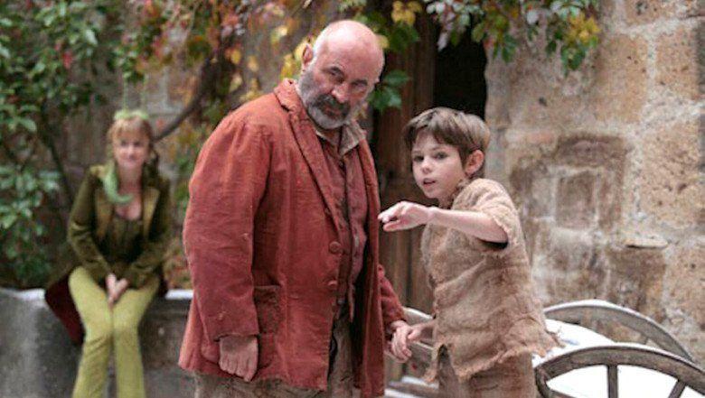 Pinocchio (2008 film) movie scenes