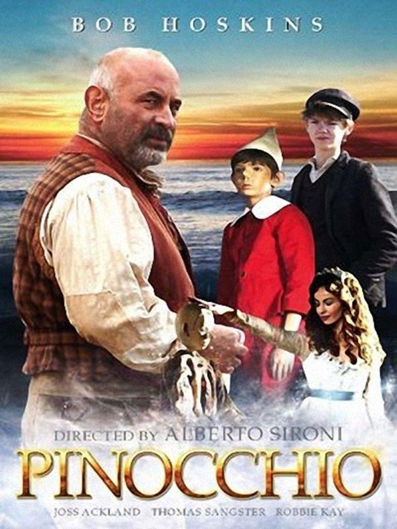 Pinocchio (2008 film) movie poster