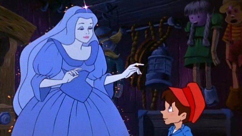 Pinocchio and the Emperor of the Night movie scenes