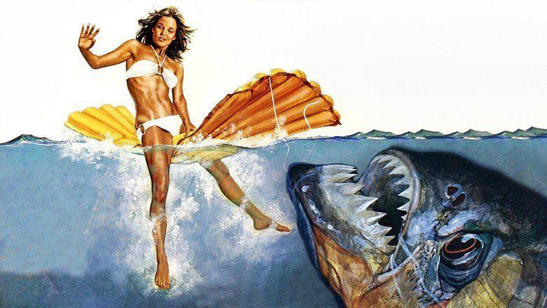 Piranha (1978 film) movie scenes