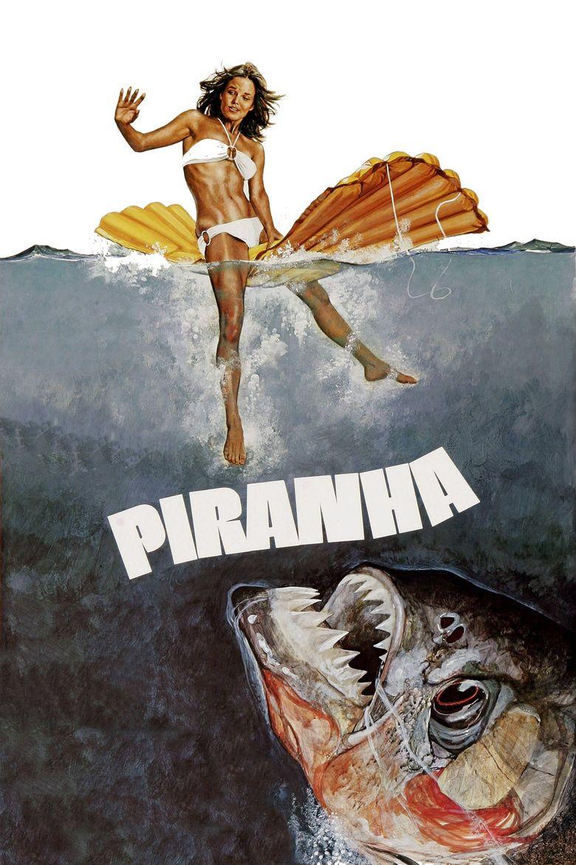 Piranha (1978 film) movie poster