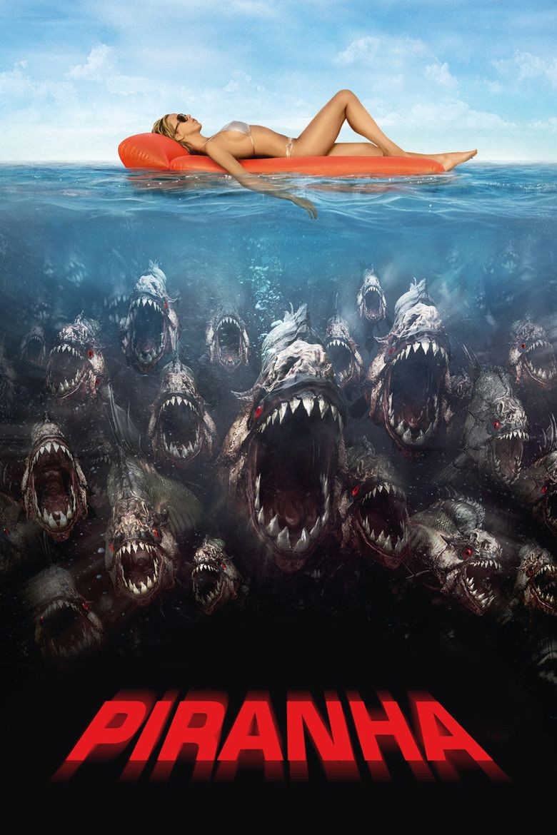 Piranha 3DD - Alchetron, The Free Social Encyclopedia