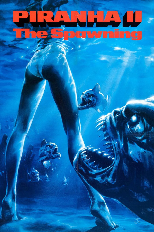Piranha II: The Spawning movie poster