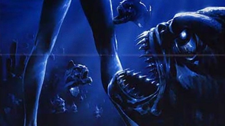 Piranha II: The Spawning movie scenes