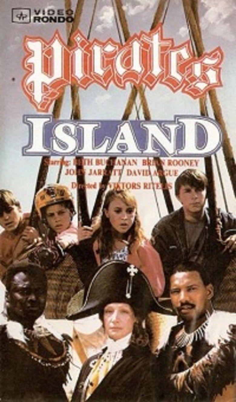 Pirates Island movie poster
