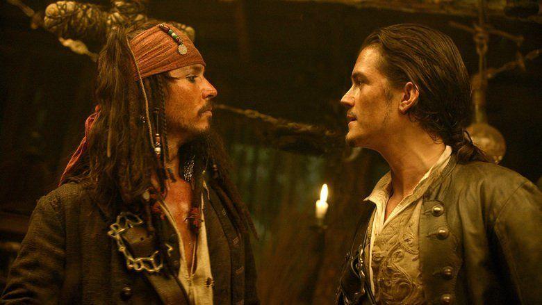 Pirates of the Caribbean: Dead Mans Chest movie scenes