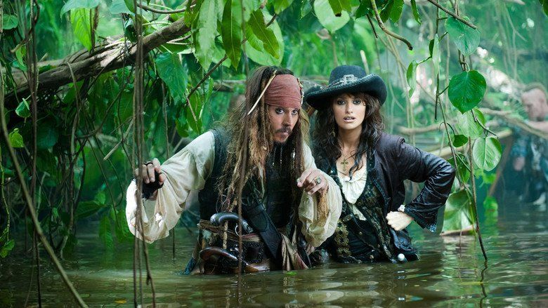 Pirates of the Caribbean: On Stranger Tides movie scenes