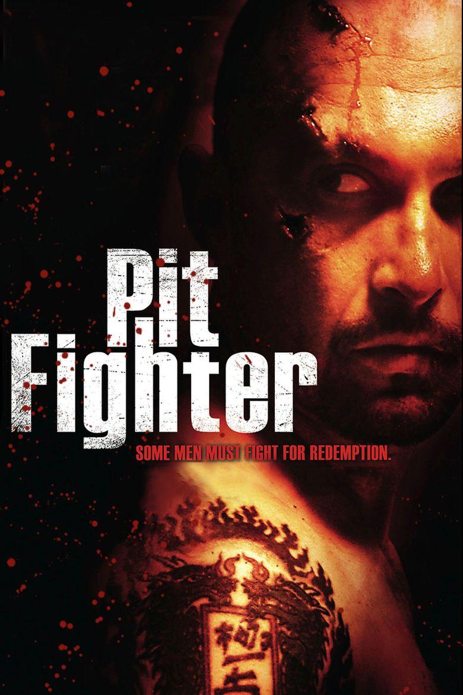 Pit Fighter (film) movie poster