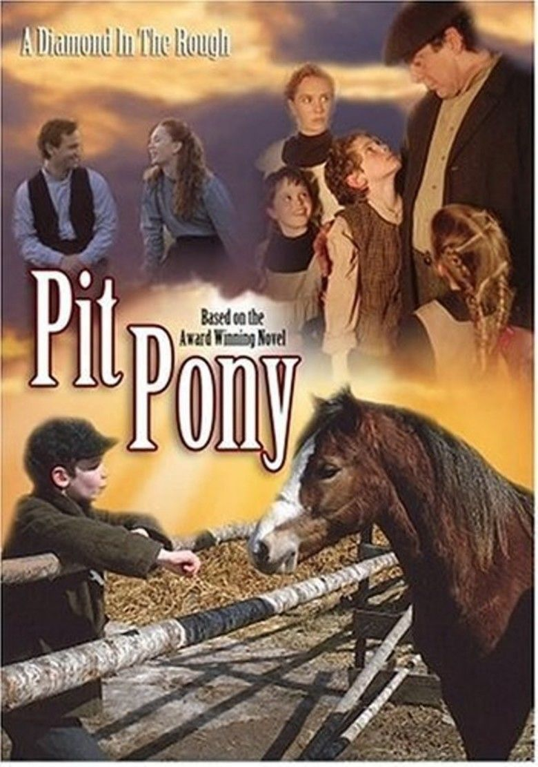 Pit Pony (film) movie poster