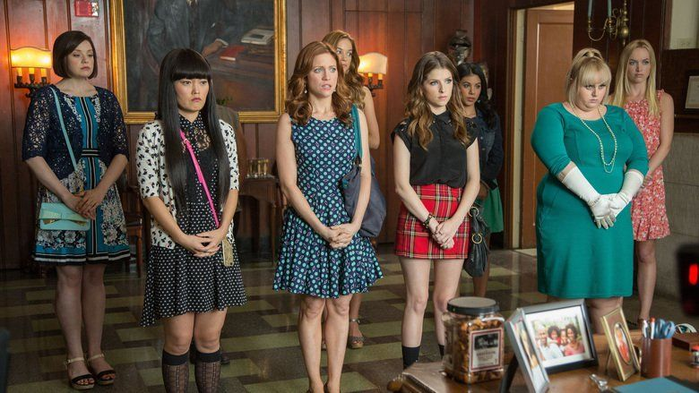 Pitch Perfect 2 movie scenes