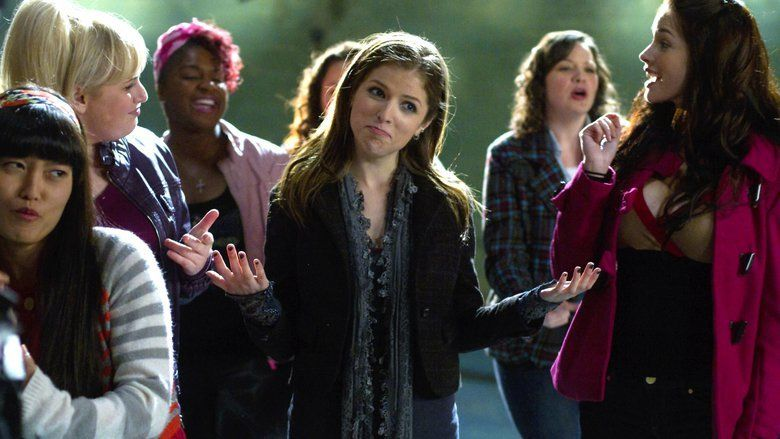 Pitch Perfect movie scenes