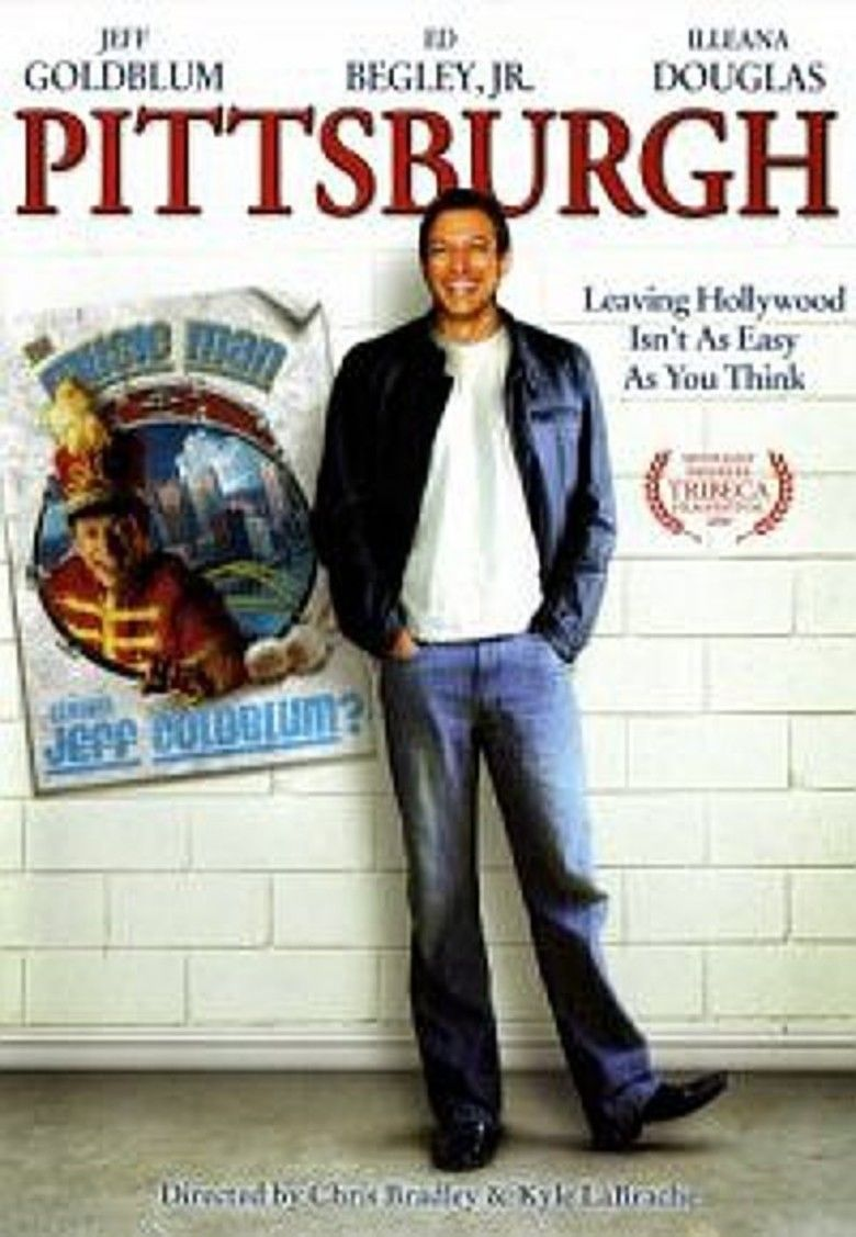 Pittsburgh (2006 film) movie poster