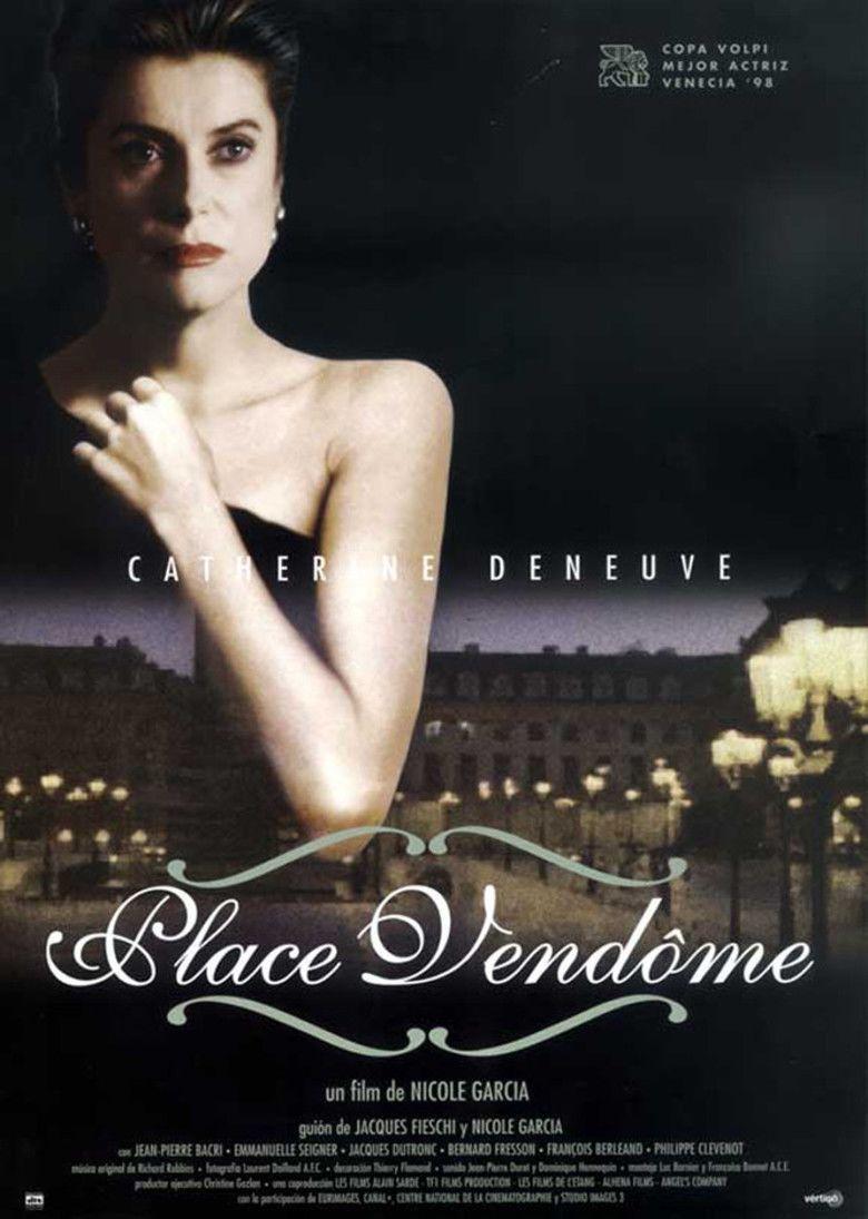 Place Vendome (film) movie poster