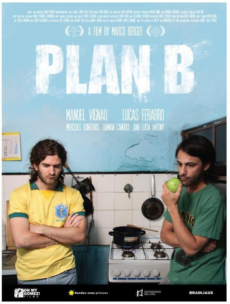 Plan B (2009 film) movie poster