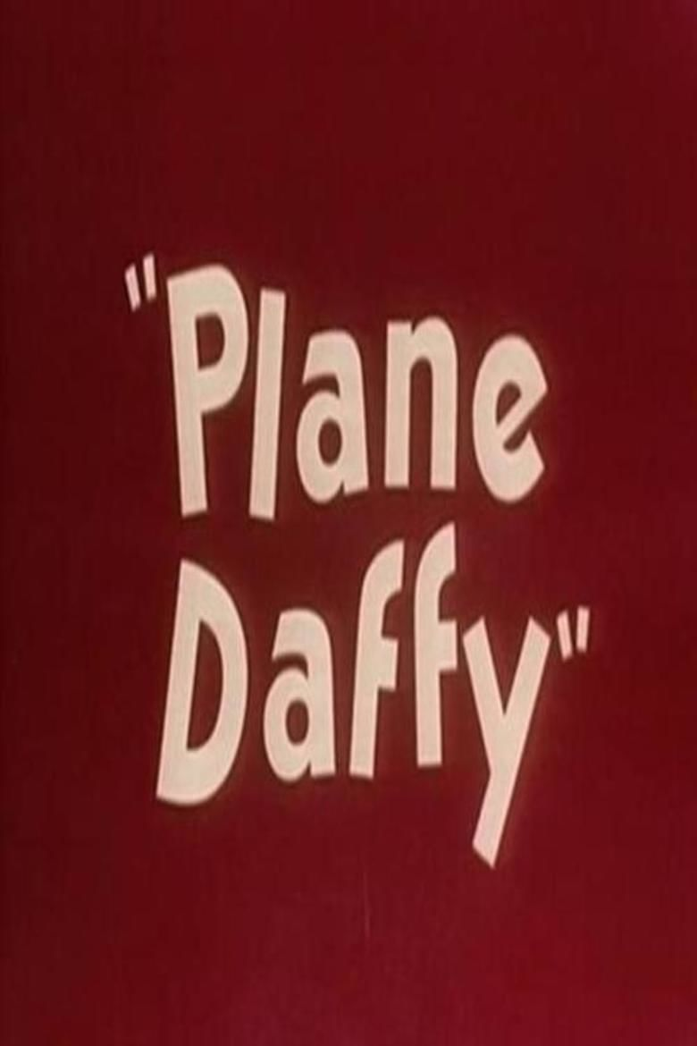 Plane Daffy movie poster